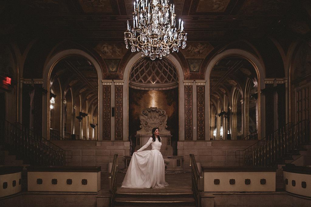 Plaza Hotel New York Wedding Photographer